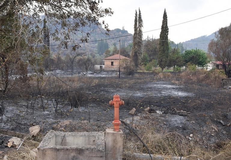Κλιμάκιο ειδικών στις 17 Αυγούστου στη Γορτυνία για καταγραφή των ζημιών σε κατοικίες