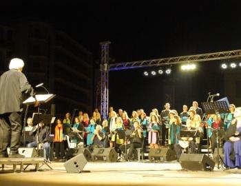 Συναυλία με τον Γιάννη Κότσιρα στην Τρίπολη (pics - vid)