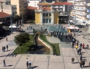 Στους 20άρηδες εντοπίζονται τα κρούσματα στην Τρίπολη απο τους ελέγχους του ΕΟΔΥ
